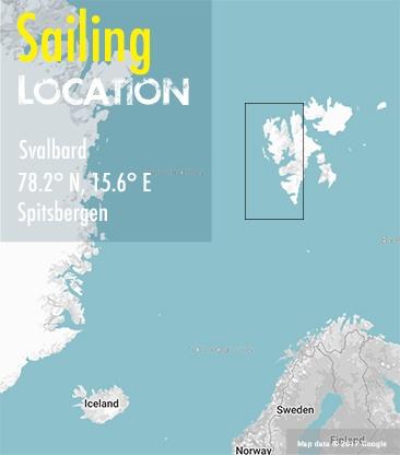 svalbard explorer area map