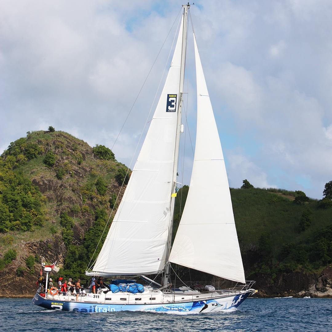 offshore sailing