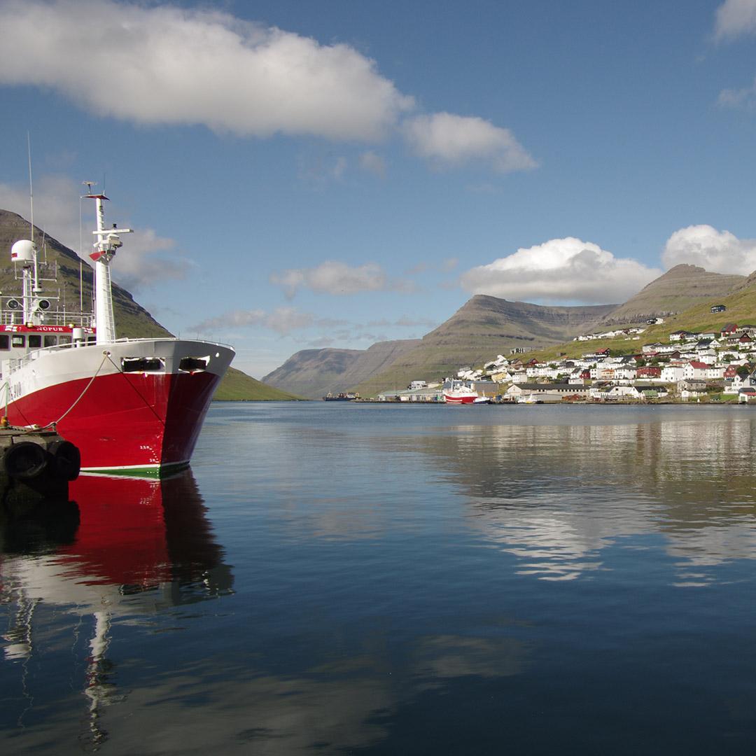 Klaksvik Faroes
