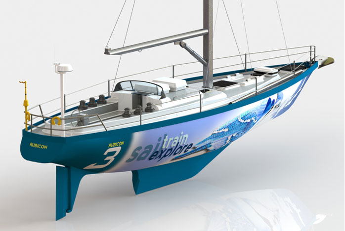 Rubicon3 Expedition yachts
