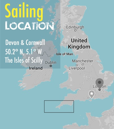 Sailing location image