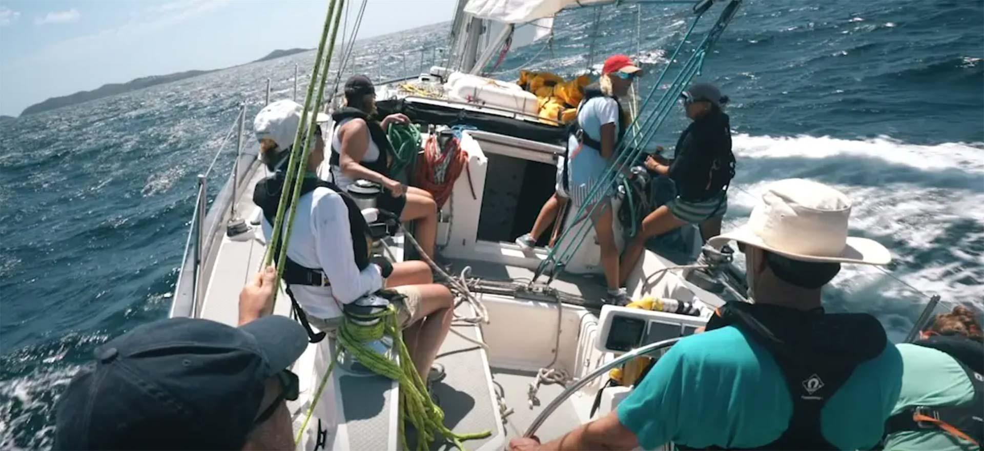 sailing skills builder