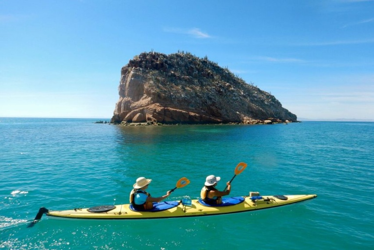 mexico sea kayaking