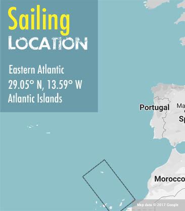 Canaries-to-Madeira-area-sailing map