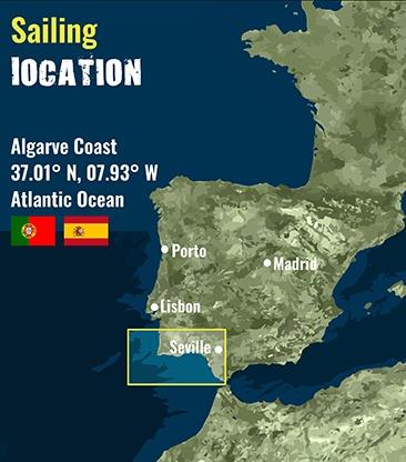 The Algarve- Sailing Location