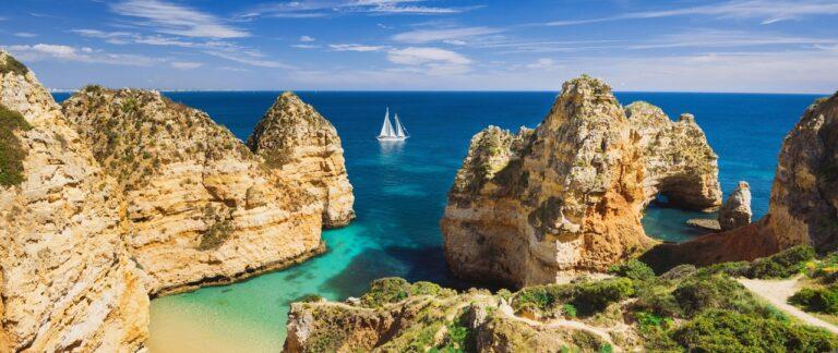 algarve sailing holiday
