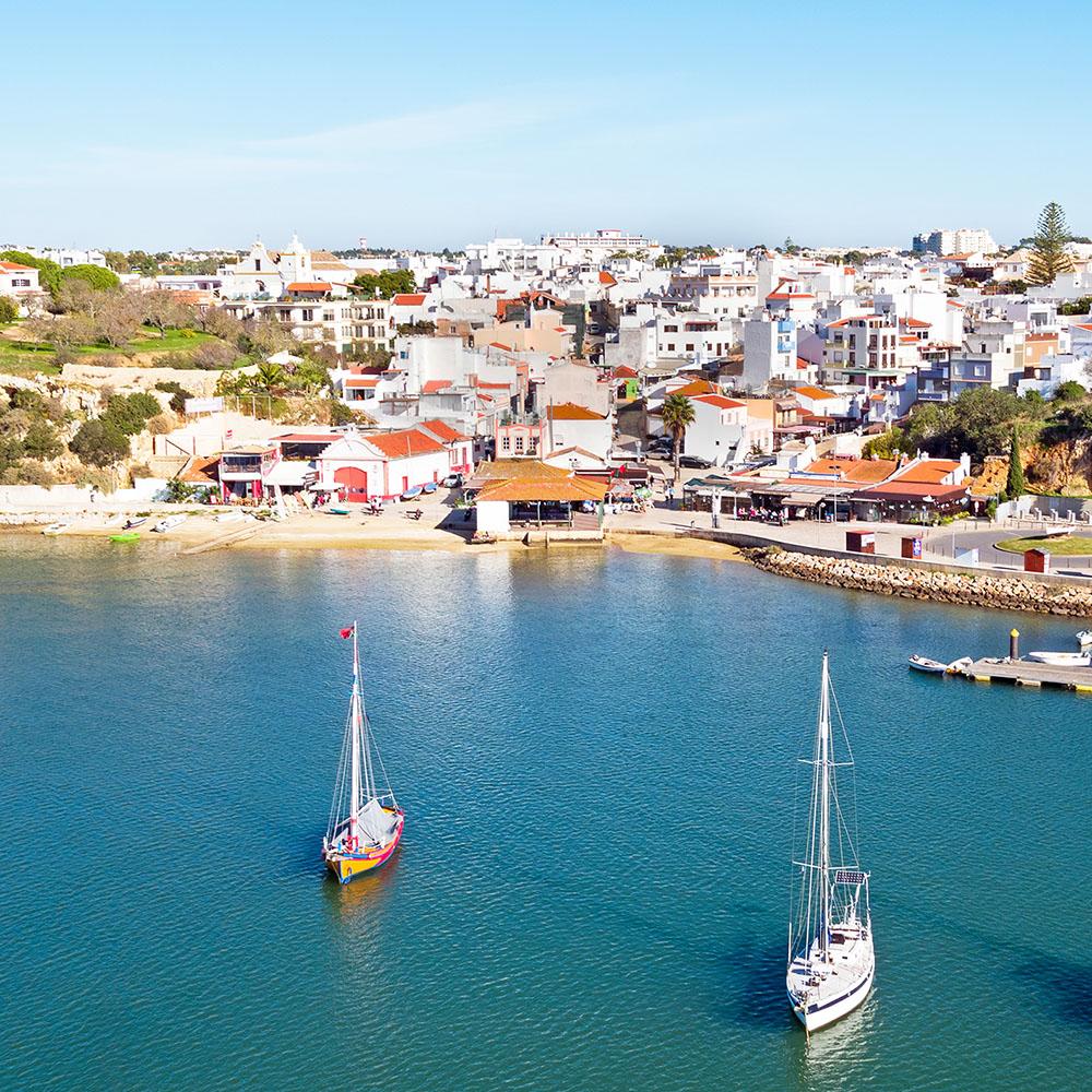 alvor, portugal sailing holiday