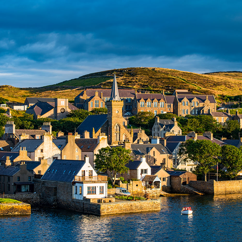 Orkney sailing holiday