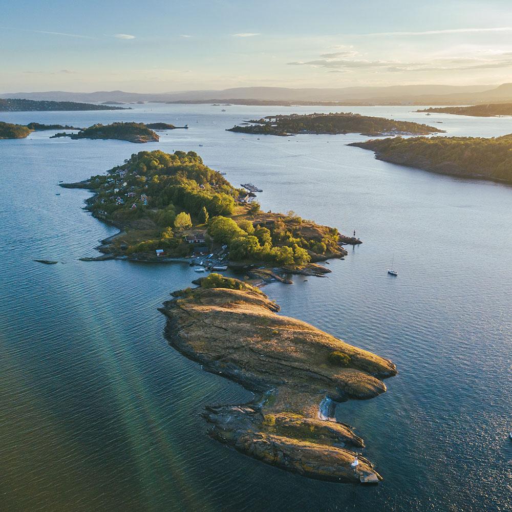 Sailing holiday oslo fjord