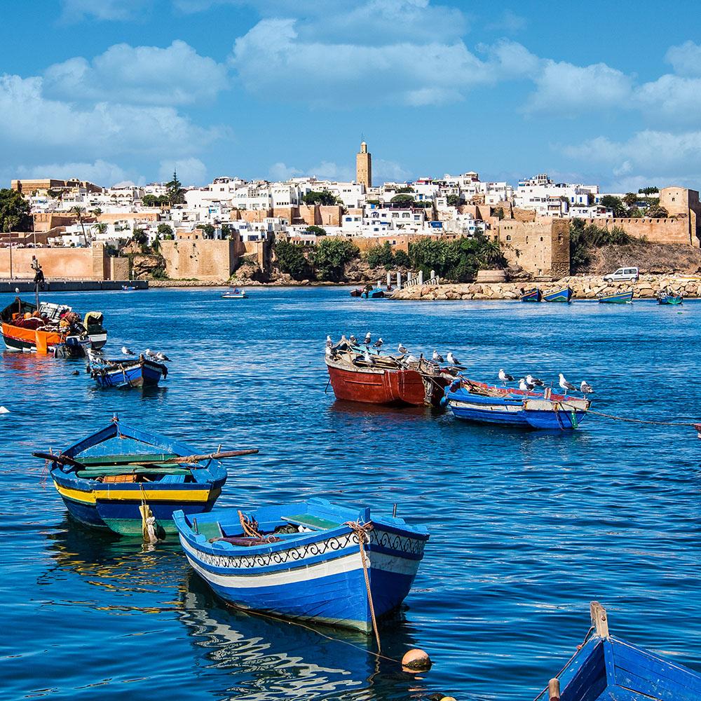 sailing holiday rabat morocco