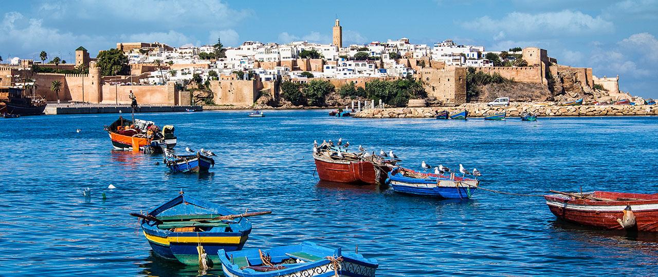 rabat morocco sailing holiday