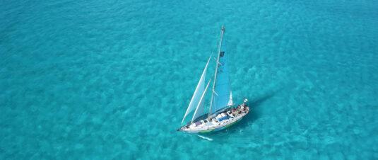 sail the atlantic ocean