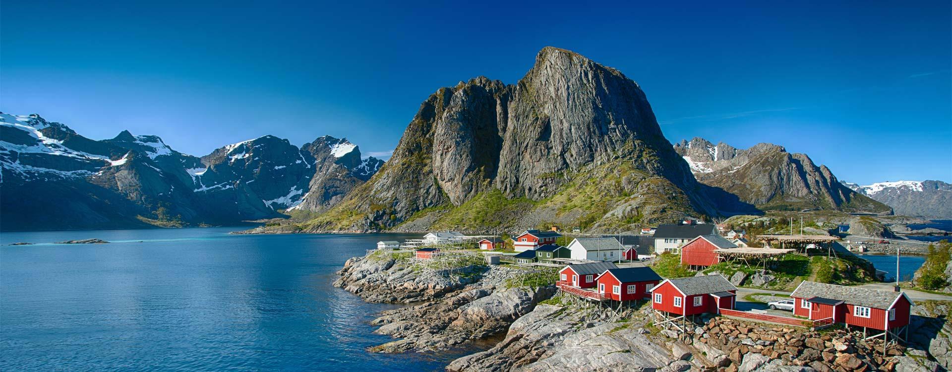 Adventure holidays - the Lofoten Islands