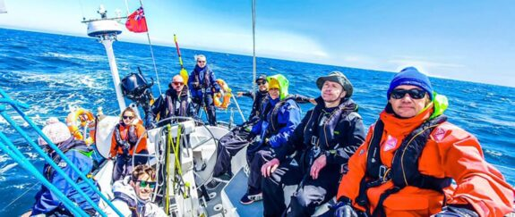 solent sailing weekend