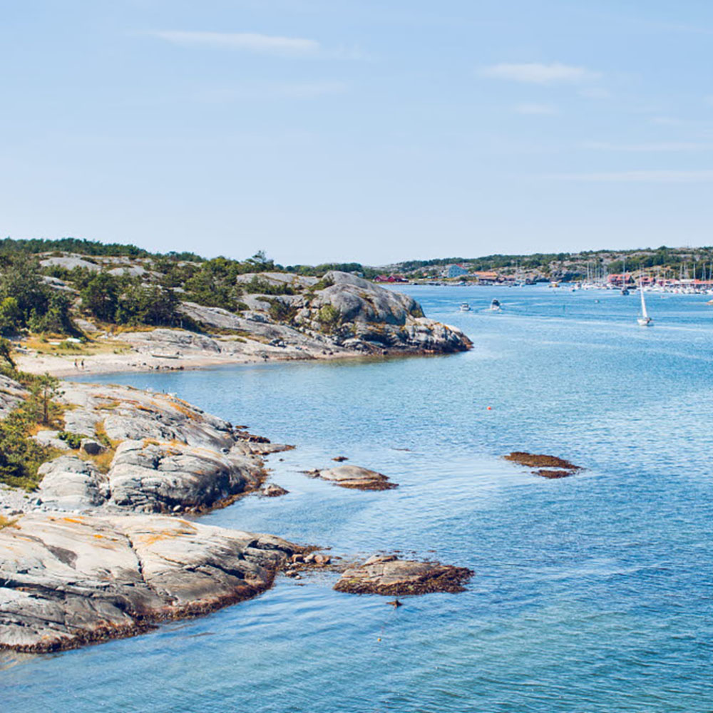sailing holiday sweden Kosteröarna