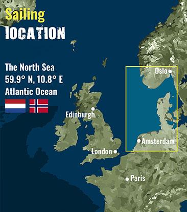 Amsterdam to Oslo- Sailing Location 72 dpi