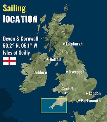 Devon & Cornwall- Sailing Location 72 dpi