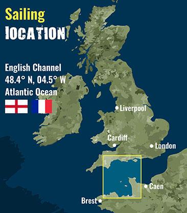 English Channel- Sailing Location 72 dpi