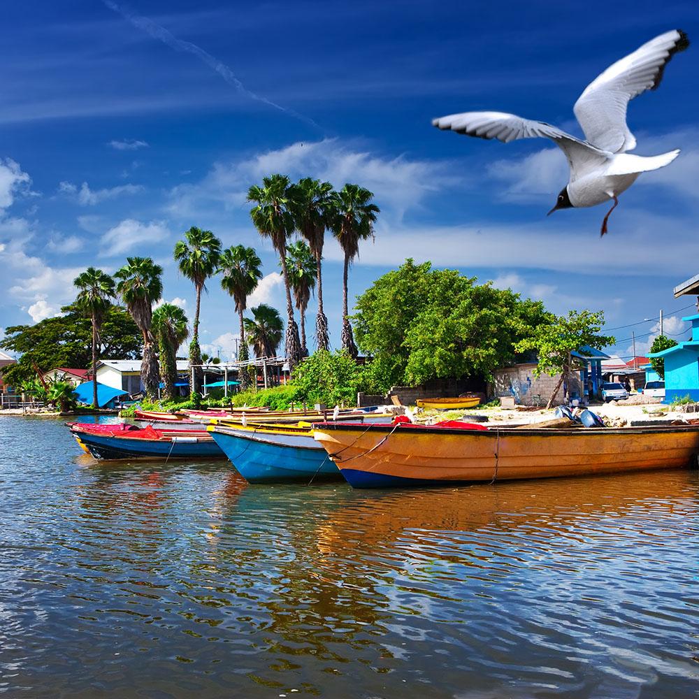 Jamaica sailing holiday