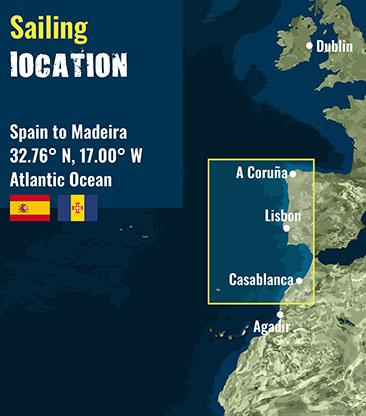 Spain to Madeira- Sailing Location 72 dpi
