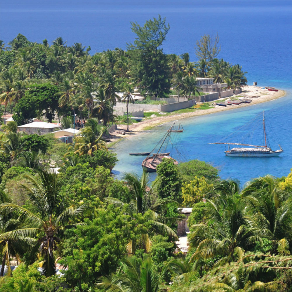 sailing adventure Haiti
